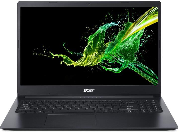 Acer Aspire 3 (A315-22-44FJ), černá