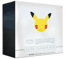 Karetní hra Pokémon TCG: Celebrations Elite Trainer Box