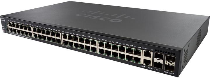 Cisco SG350X-48MP