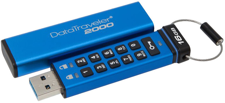 Kingston USB DataTraveler DT2000 - 16GB