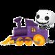 Figurka Funko POP! The Nightmare Before Christmas - Jack in Train