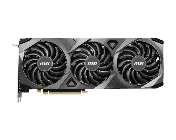 MSI GeForce RTX 3070 VENTUS 3X OC, 8GB GDDR6