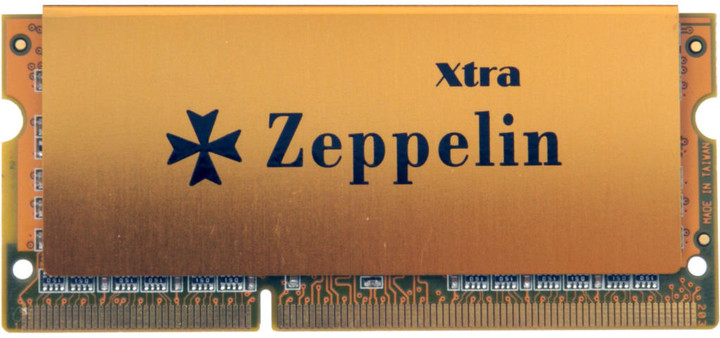 Evolveo Zeppelin GOLD 2GB DDR3 1333 SO-DIMM