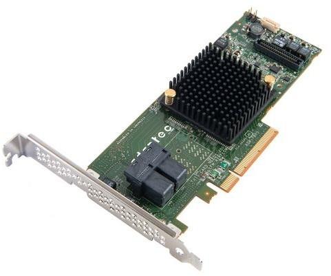 Microsemi Adaptec RAID 7805 Single SAS/SATA 8 portů, x8 PCIe