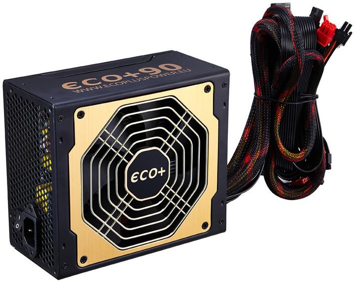 Eurocase ECO+90 - 600W