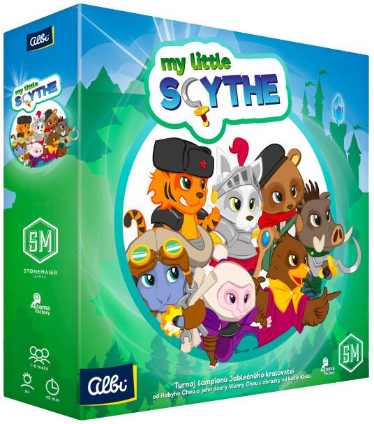 Desková hra Albi My Little Scythe (CZ)