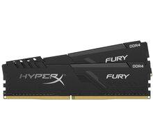 HyperX Fury Black 32GB (2x16GB) DDR4 3733 CL19 CL 19 - HX437C19FB3K2/32
