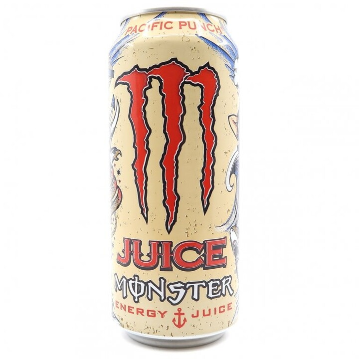 Monster Juice Pacific Punch, energetický, 473 ml