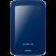 ADATA HV300 - 2TB, modrá  + Voucher až na 3 měsíce HBO GO jako dárek (max 1 ks na objednávku)