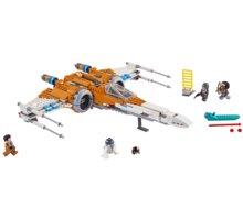LEGO Star Wars™ 75273 Stíhačka X-wing Poe Damerona + LEGO Star Wars™ 75295 Mikrostíhačka Millennium Falcon, 101 dílků - v hodnotě 229 Kč