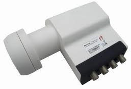 LNB konvertor Inverto Black Premium Quad 0,2 dB