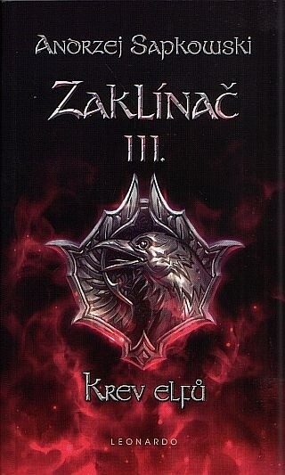 Kniha Zaklínač III - Krev elfů