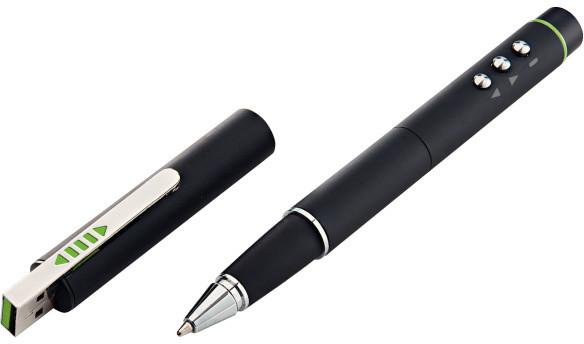 Leitz Complete Presenter Stylus Pen, černá