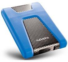 ADATA HD650, USB3.1 - 1TB, modrý