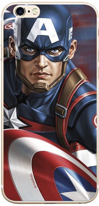 MARVEL Captain America 022 zadní kryt pro Huawei Y6 2019, multicolored