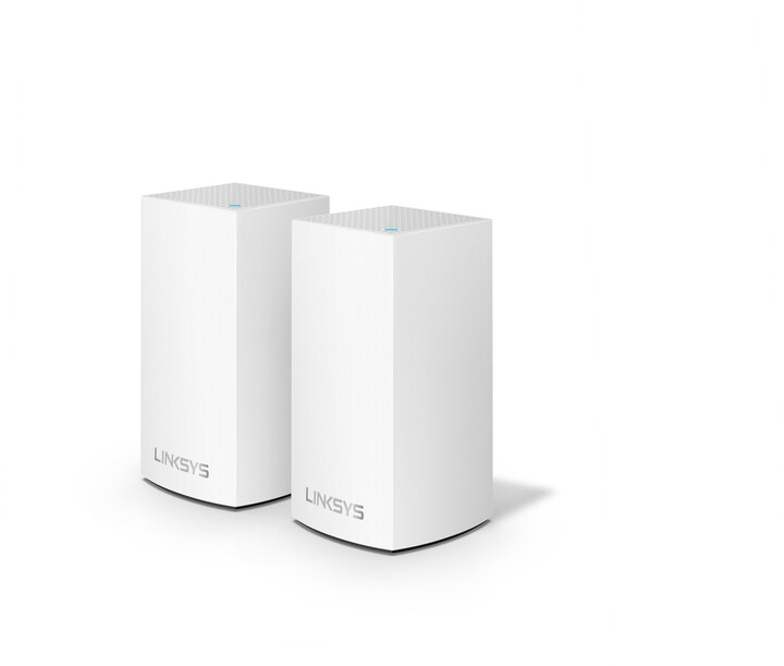 Linksys Velop Whole Home Intelligent System, Dual-Band, (AC2600), 2ks