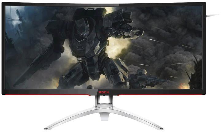 """AOC AG352QCX - LED monitor 35"""""""