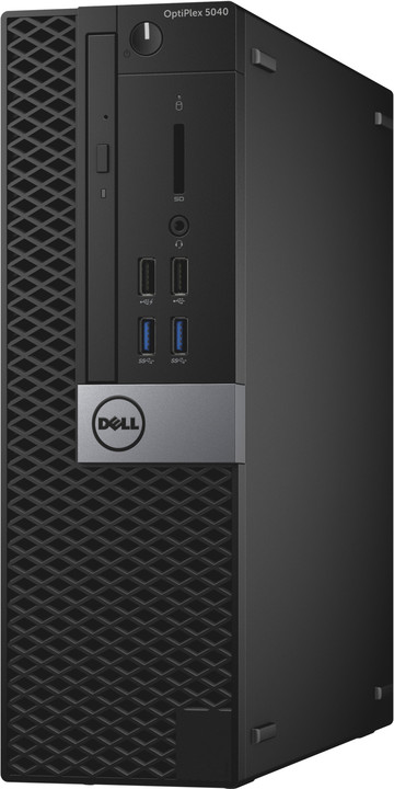 Dell OptiPlex 5040 SFF, černá
