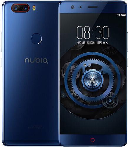 ZTE Nubia Z17 Lite, 64GB, modrá