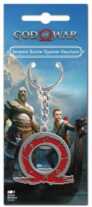 God of War - Serpent otvírák