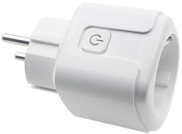 iQtech SmartLife chytrý zásuvkový adaptér, 16A, Wi-Fi