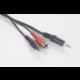 Gembird CABLEXPERT kabel jack-2xcinch 1,5m