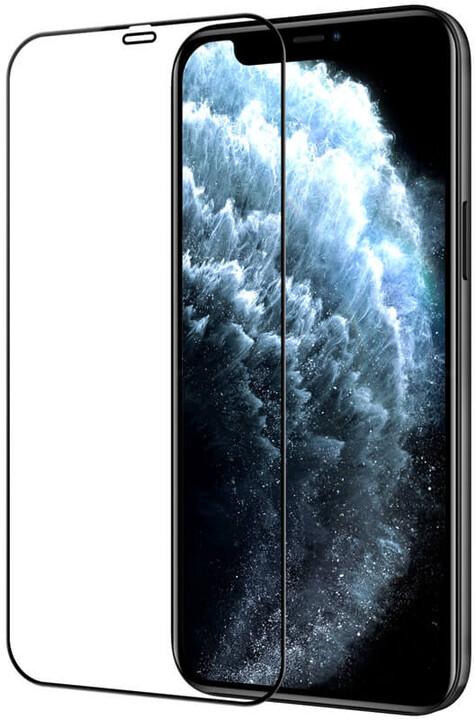 """Nillkin tvrzené sklo CP+ PRO pro iPhone 12 Mini (5.4""""), 2.5D, černá"""