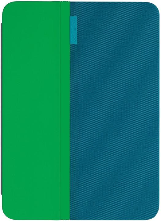 Logitech Any Angle pouzdro na iPad, modro-zelená