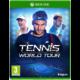 Tennis World Tour (Xbox ONE)  + Voucher až na 3 měsíce HBO GO jako dárek (max 1 ks na objednávku)