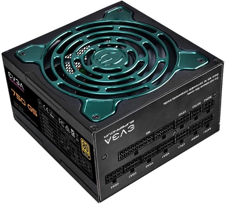 EVGA SuperNOVA 750 G5 - 750W