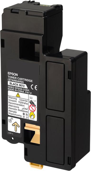 Epson C13S050672, černý