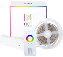 IMMAX Neo RGB+CCT LED pásek 2m s kontrolerem + ovladač Zigbee - Rozbalené zboží