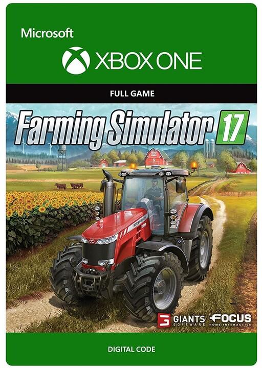 Farming Simulator 17 (Xbox ONE) - elektronicky