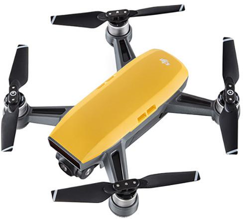 DJI dron Spark žlutý + ovladač zdarma
