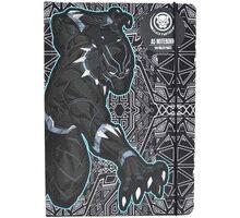 Zápisník Marvel - Black Panther, linkovaný (A5)