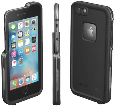 LifeProof FRE odolné pouzdro pro iPhone 6/6s PLUS černé