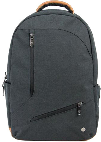 """PKG Durham batoh na notebook 15"""", tmavě šedá"""