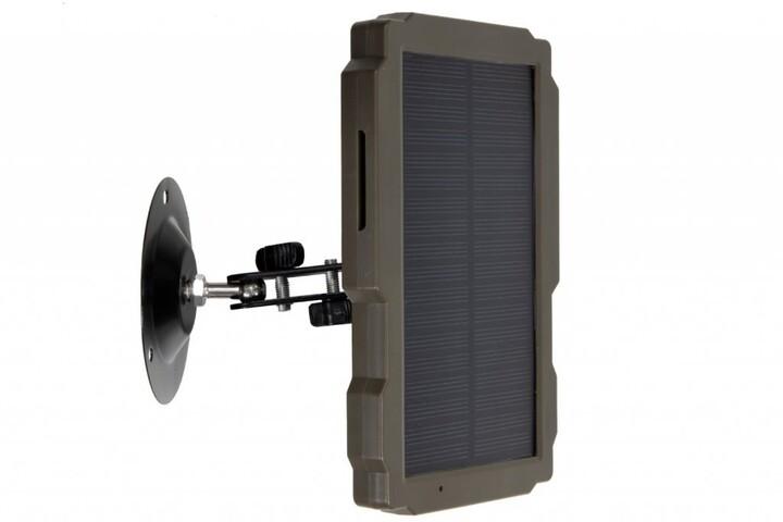 EVOLVEO solární panel SP1 pro StrongVision, 1500mAh, IP65