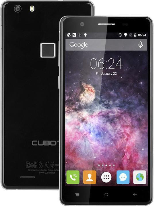 CUBOT S550 Pro - 16GB, černá