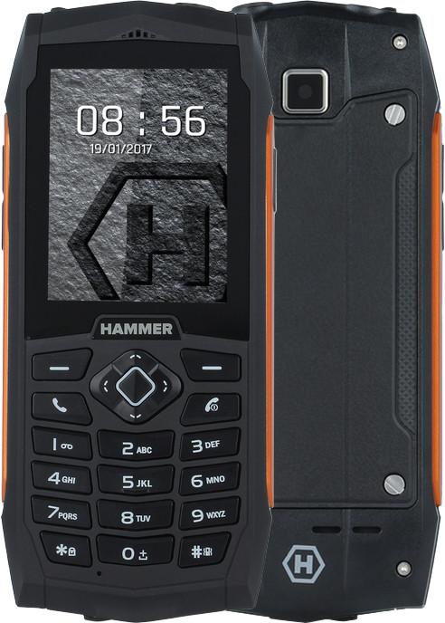 myPhone HAMMER 3 Plus, oranžový