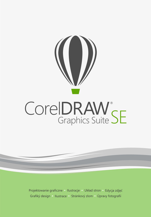 CorelDRAW Graphics Suite SE
