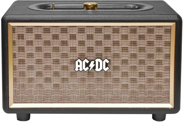 iDance AC/DC CLASSIC, černá