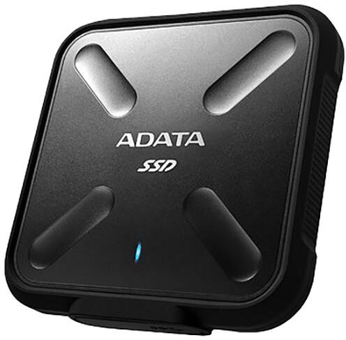 ADATA SD700, USB3.1 - 512GB, černá