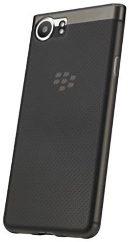 BlackBerry pouzdro Soft Shell pro BlackBerry Keyone, transparentní