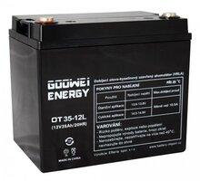 GOOWEI ENERGY OTL35-12 - VRLA GEL, 12V, 35Ah
