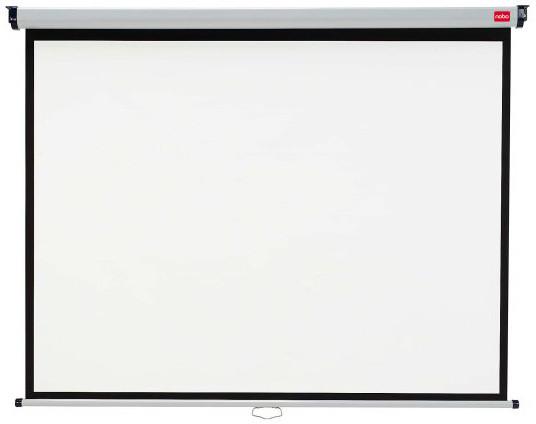 NOBO Nástěnné projekční plátno, 240x181cm (4:3)
