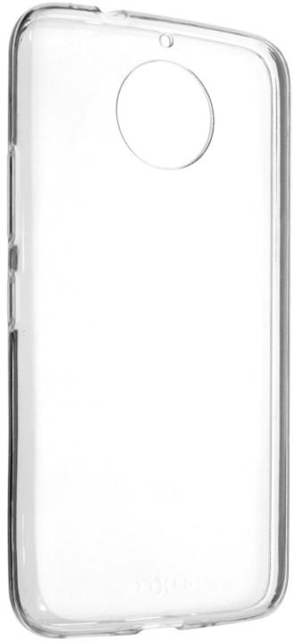 FIXED TPU gelové pouzdro pro Motorola Moto G5S Plus, čiré