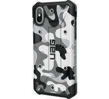 UAG Pathfinder SE case, white camo - iPhone X