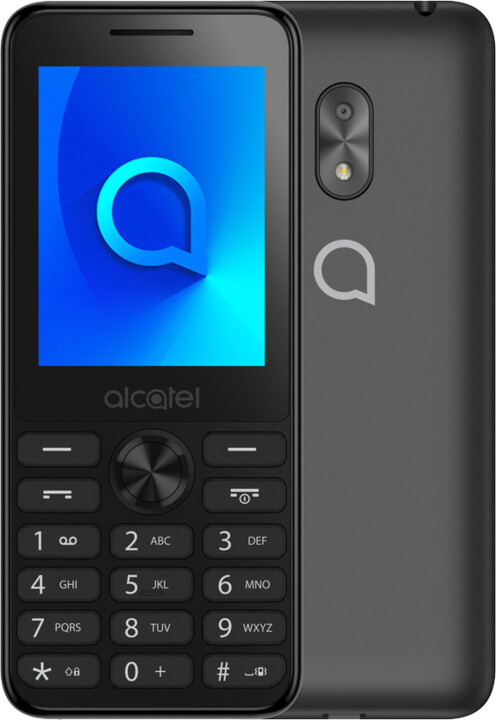 Alcatel 2003D, Gray