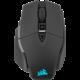 Corsair M65 RGB Ultra Wireless, černá